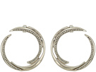 House of Harlow 1960 Wave Statement Earrings