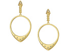 House of Harlow 1960 House of Harlow 1960 Luna Stone Statement Earrings