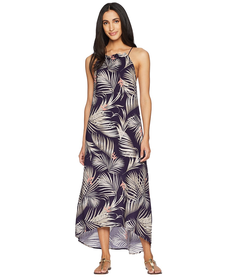 Tavik - Ravello Maxi Dress (Latona Palm Evening Blue) Womens Dress