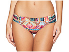 La Blanca Without Borders Side Shirred Hipster Bottom