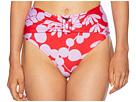 Trina Turk Bali Blossoms High-Waist Pant Bottom