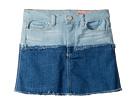 Blank NYC Kids Color Block Denim Skirt (Big Kids)
