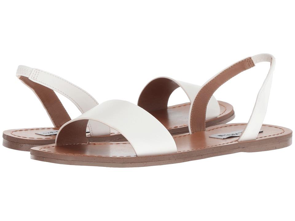 Steve Madden Alina (White) Women's Shoes