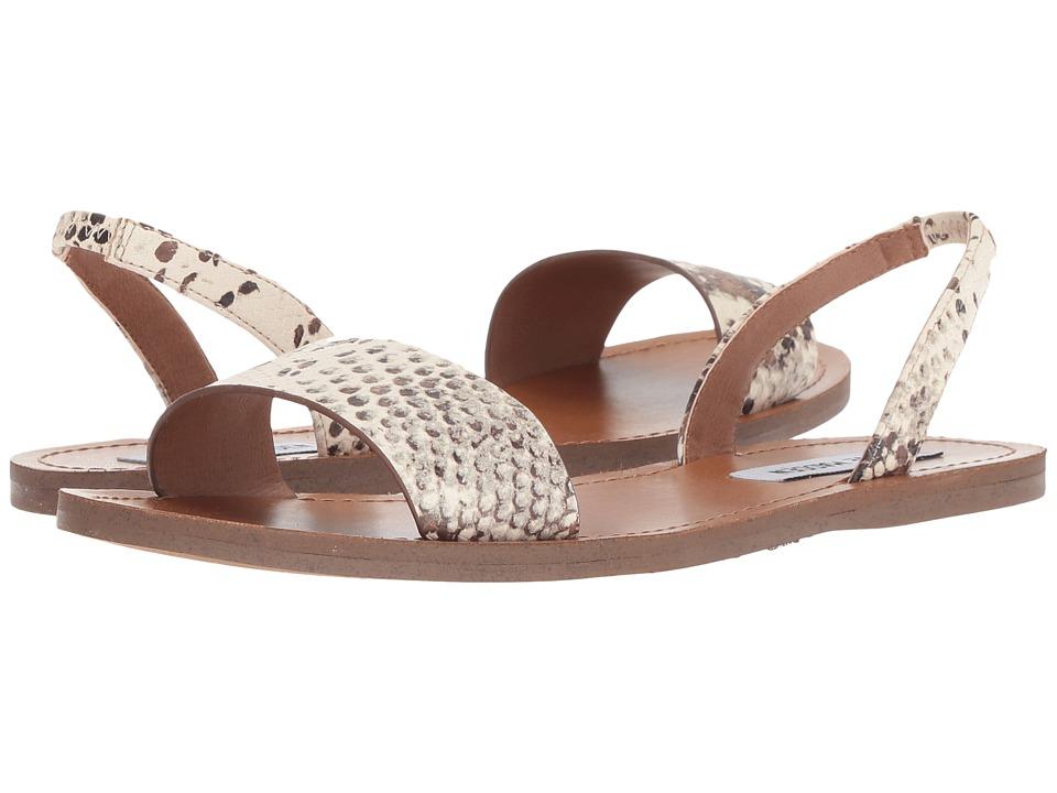 Steve Madden Alina (Snake) Women's Shoes