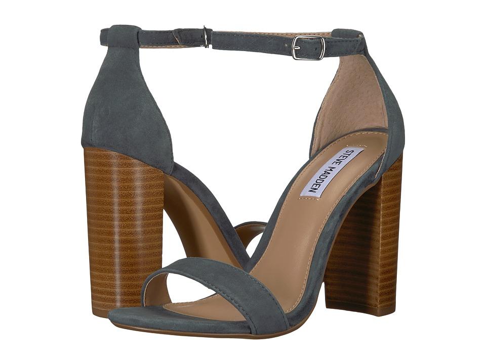 Steve Madden Carrson Heeled Sandal (Blue Multi) High Heels