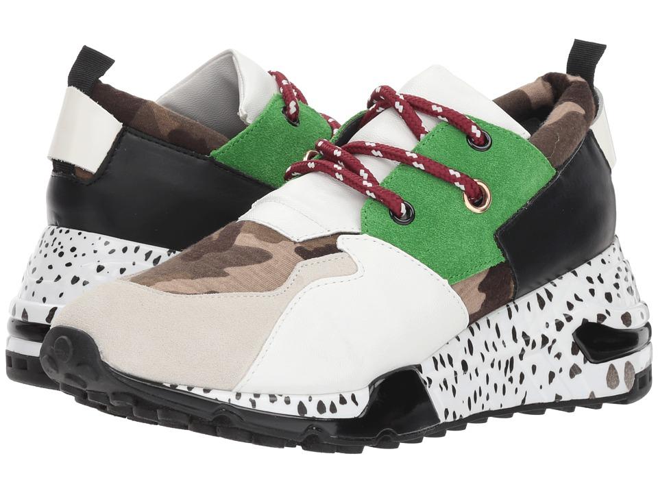 Steve Madden Cliff (Camo Multi) Women's Shoes