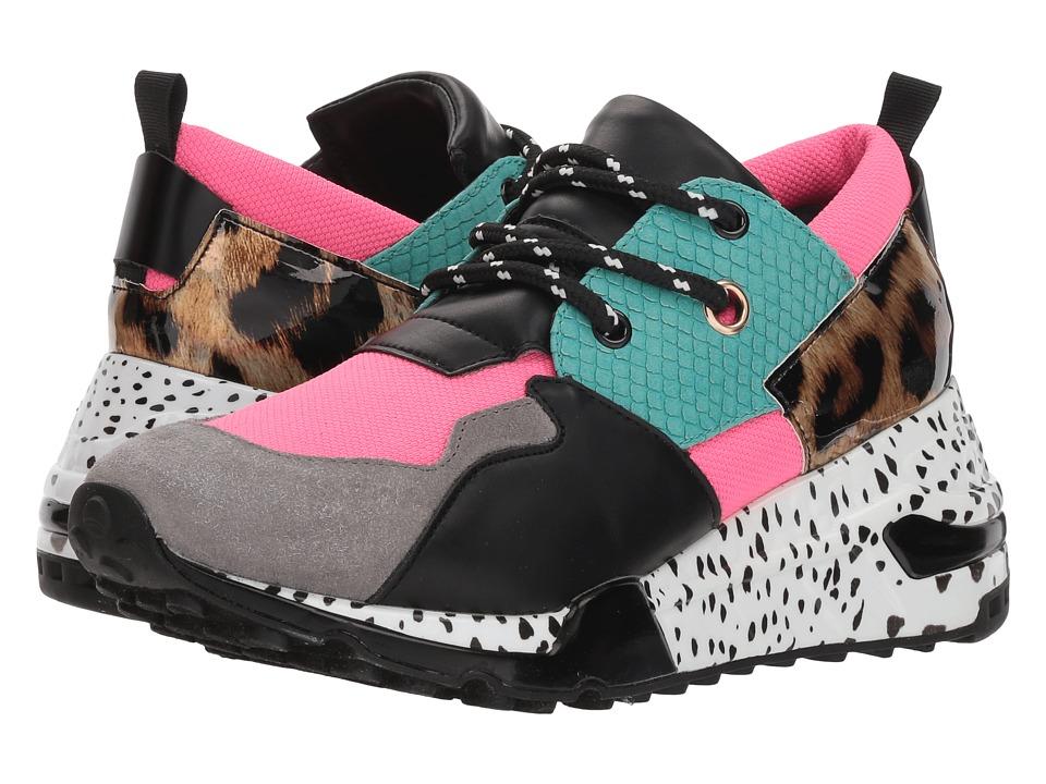 Steve Madden Cliff (Bright Multi) Women's Shoes