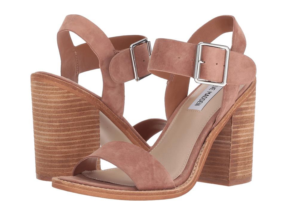 Steve Madden Castro (Tan Suede) Women's Shoes