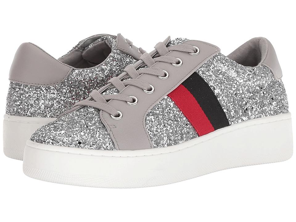 Steve Madden Belle-G (Silver Multi) Women's Shoes