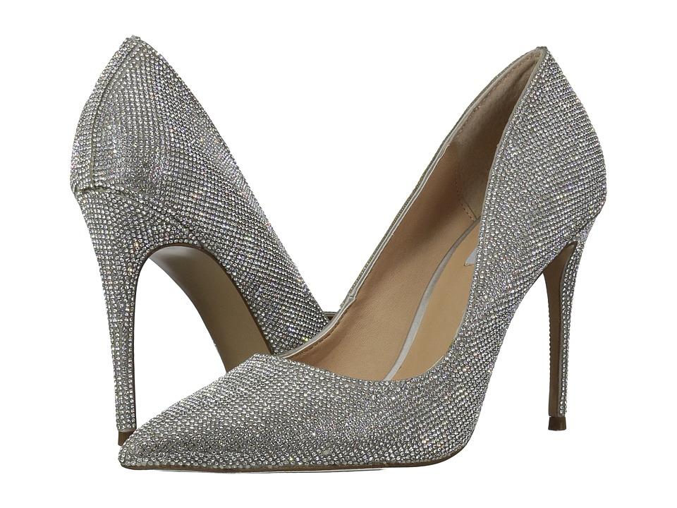 Steve Madden Daisie Pump (Crystal) Women's Shoes