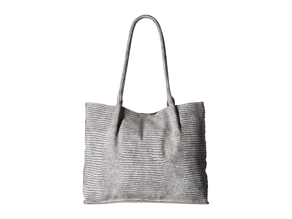 Hammitt - Oliver Lim (Mist Tejus/Brushed Silver) Handbags
