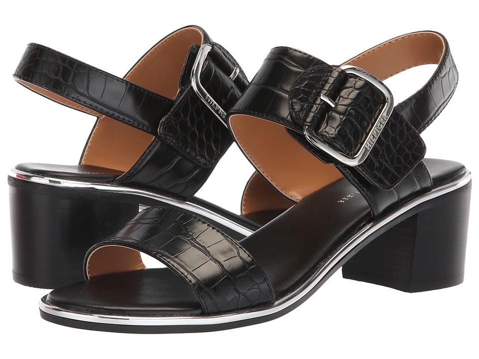 Tommy Hilfiger Katz2 (Black 1) Women's Shoes