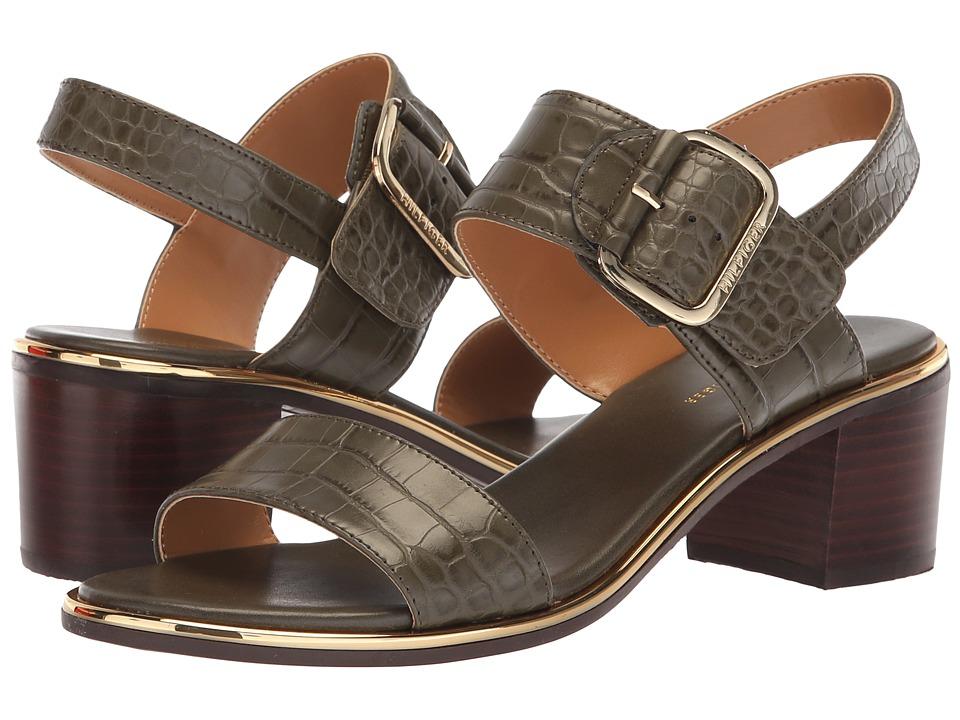 Tommy Hilfiger Katz2 (Olive) Women's Shoes