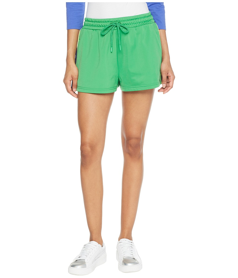 PUMA - Puma x Fenty by Rihanna Side Split Shorts (Fern Green) Womens Shorts