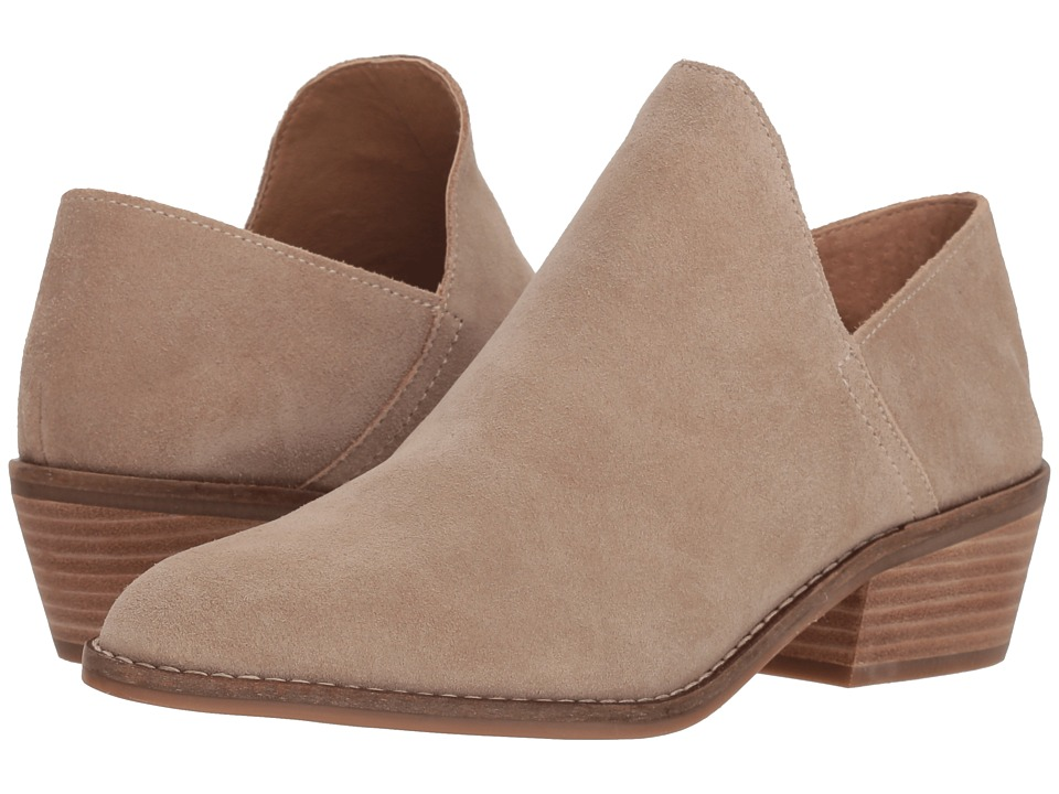 Lucky Brand Fausst (Mushroom Oiled Suede) Women's Shoes