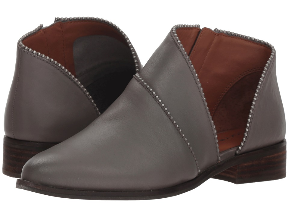Lucky Brand Prucella (Titanium Pampa Calf Leather) Women's Shoes