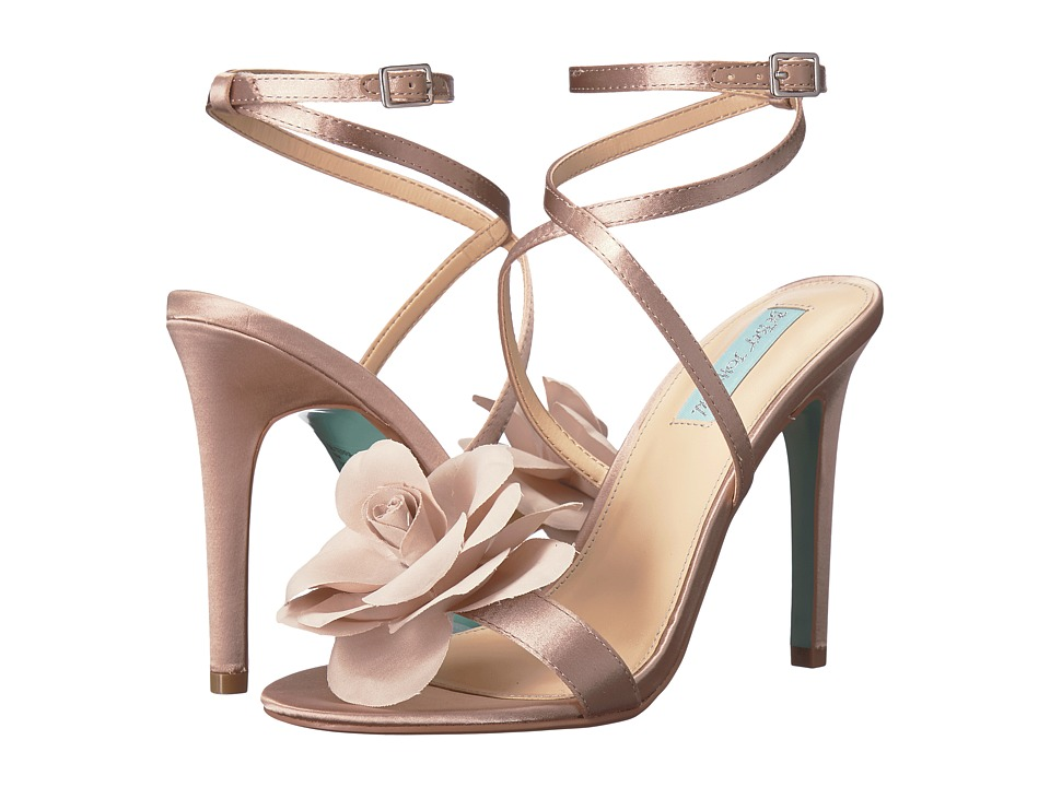 Blue by Betsey Johnson Terra (Nude) Women's Shoes