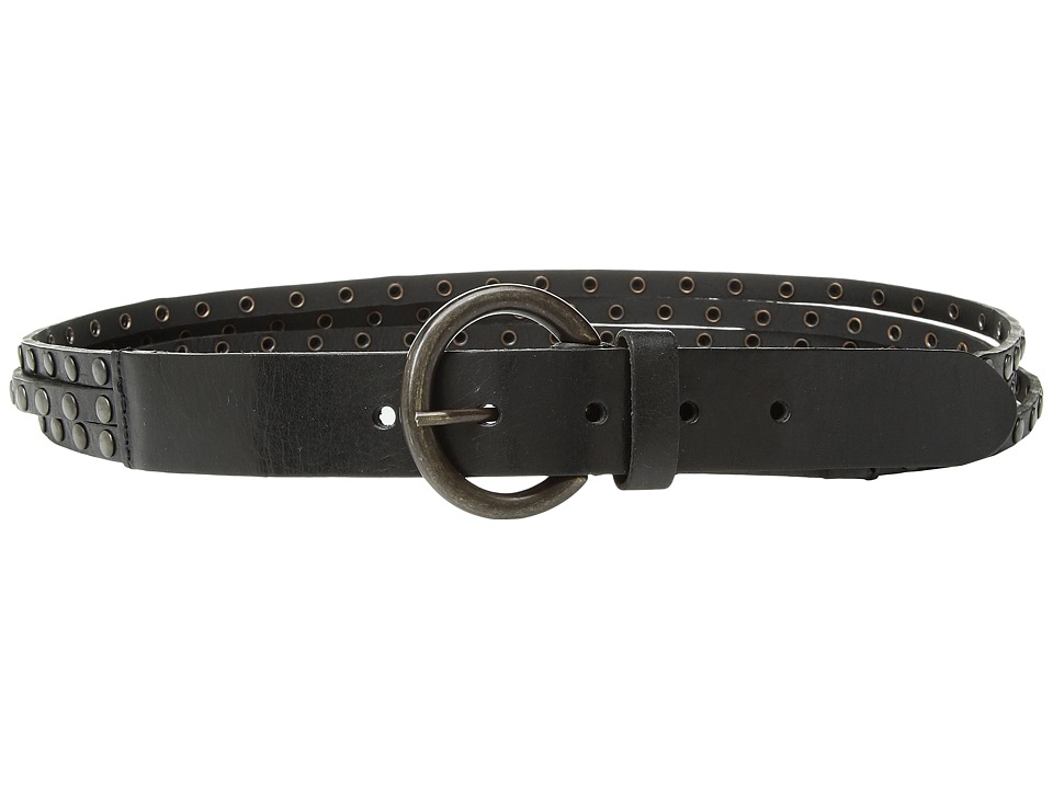 Amsterdam Heritage - 30505 (Black) Womens Belts