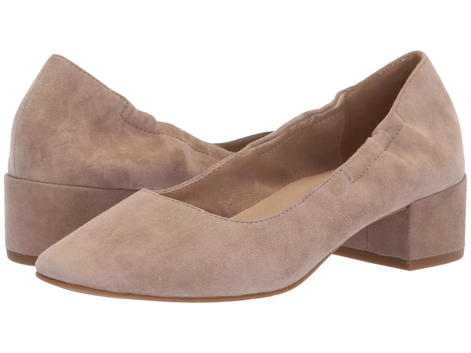 Eileen Fisher Winn (Earth Suede) High Heels