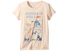 PEEK PEEK Animals of Africa Tee (Toddler/Little Kids/Big Kids)