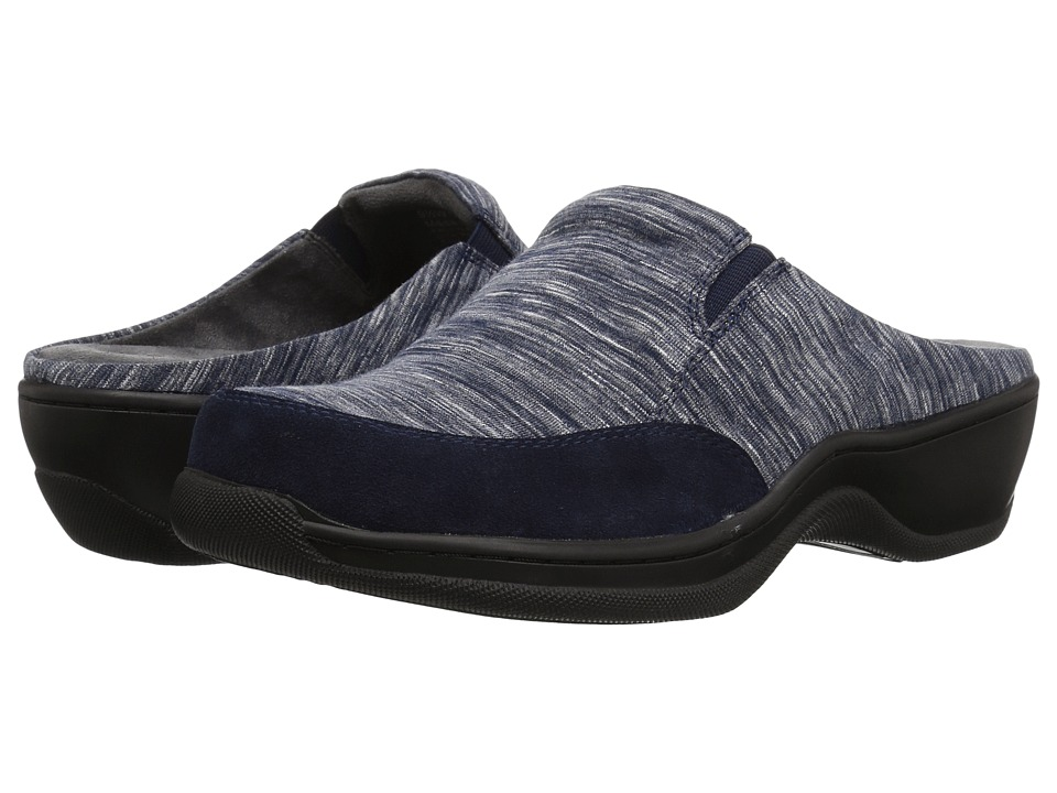 SoftWalk Alcon (Dark Navy Multi) Slip-On Shoes