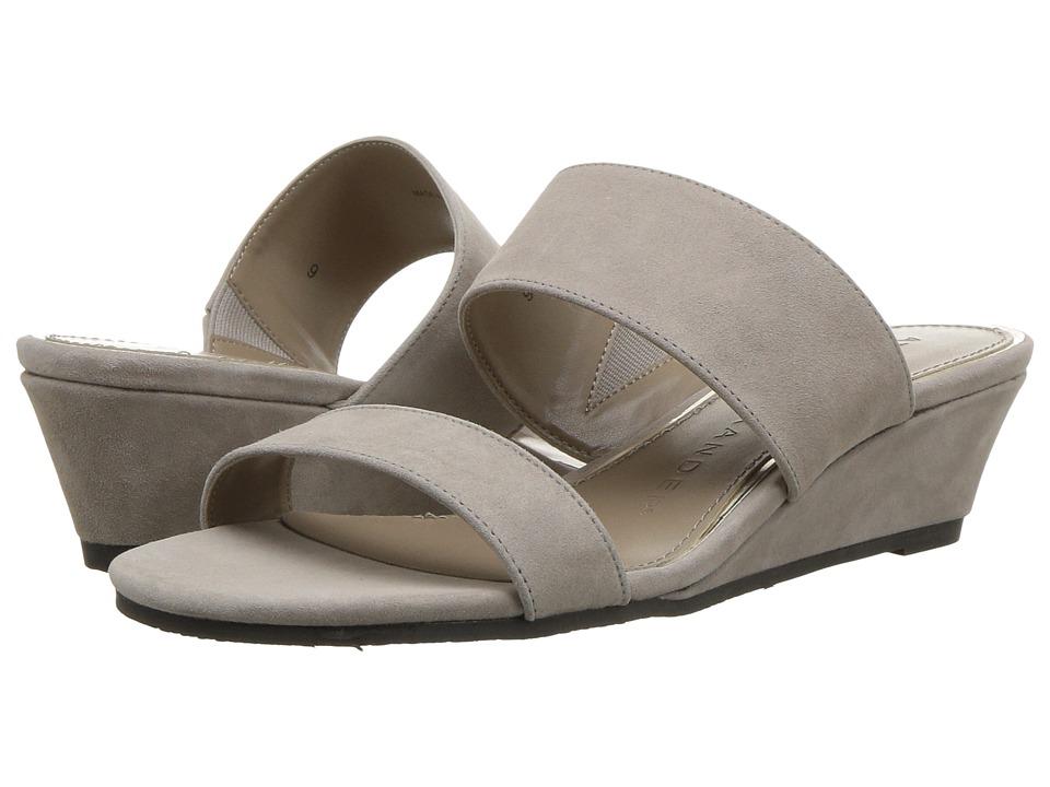 Athena Alexander Burlington (Taupe Suede) Sandals