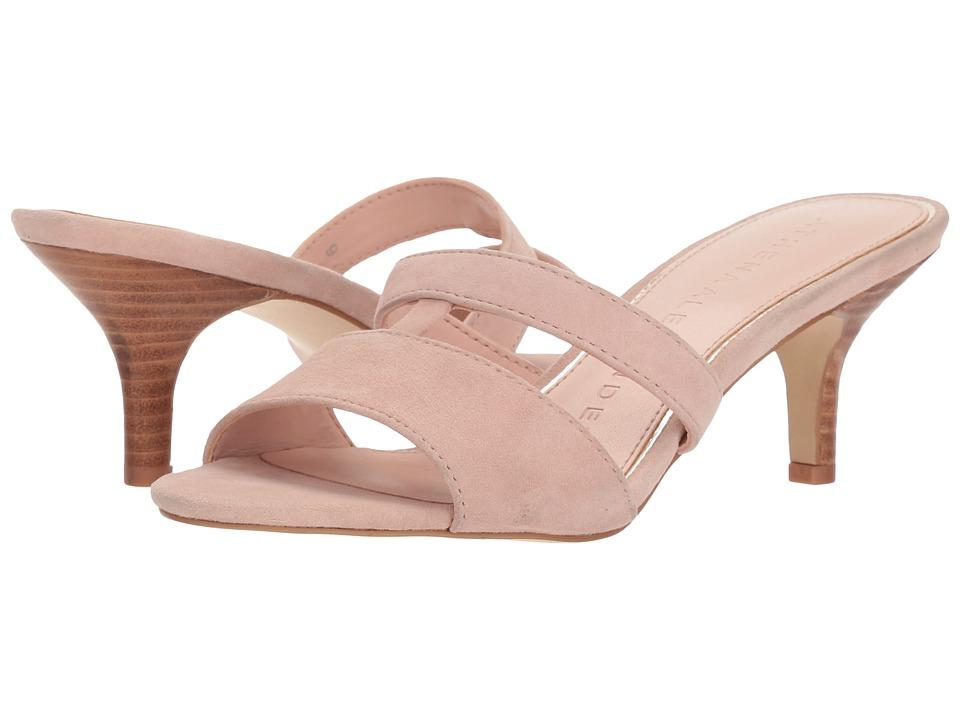 Athena Alexander Bozrah (Blush Suede) Sandals