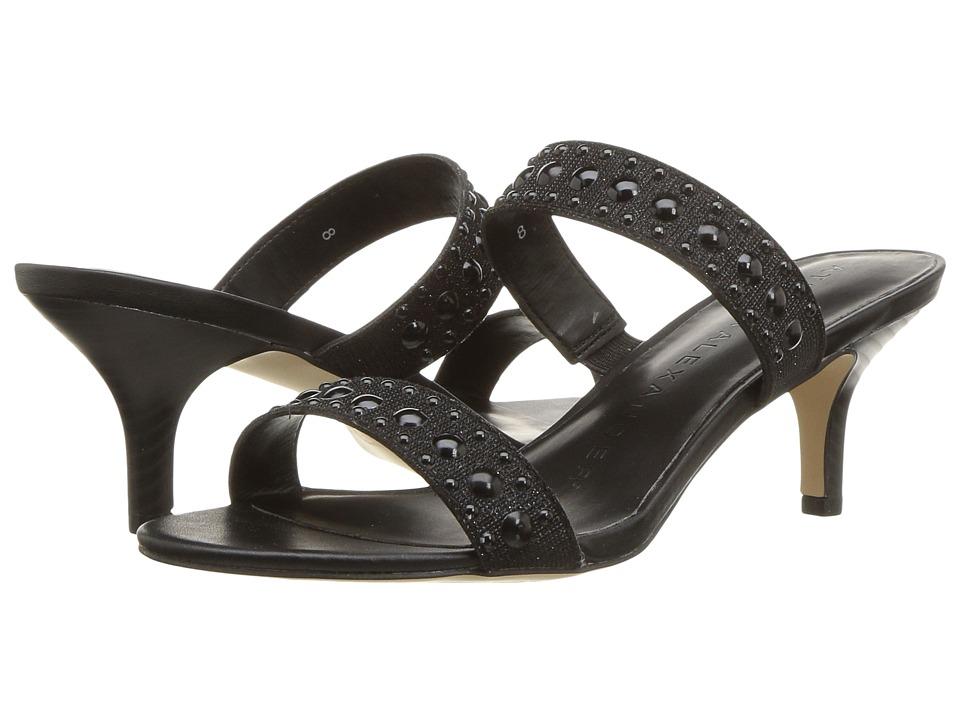 Athena Alexander Jettie (Black) Sandals