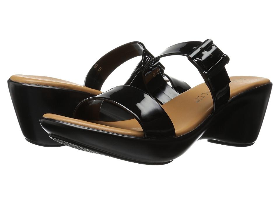 Athena Alexander Darlling (Black Patent) Sandals