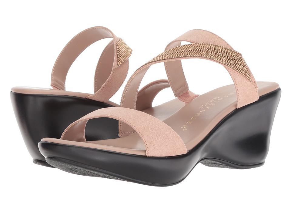 Athena Alexander Peyton (Blush) Sandals