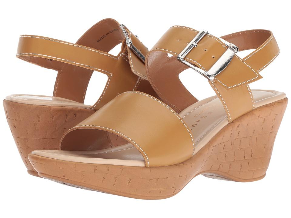 Athena Alexander Shelter (Tan) Sandals
