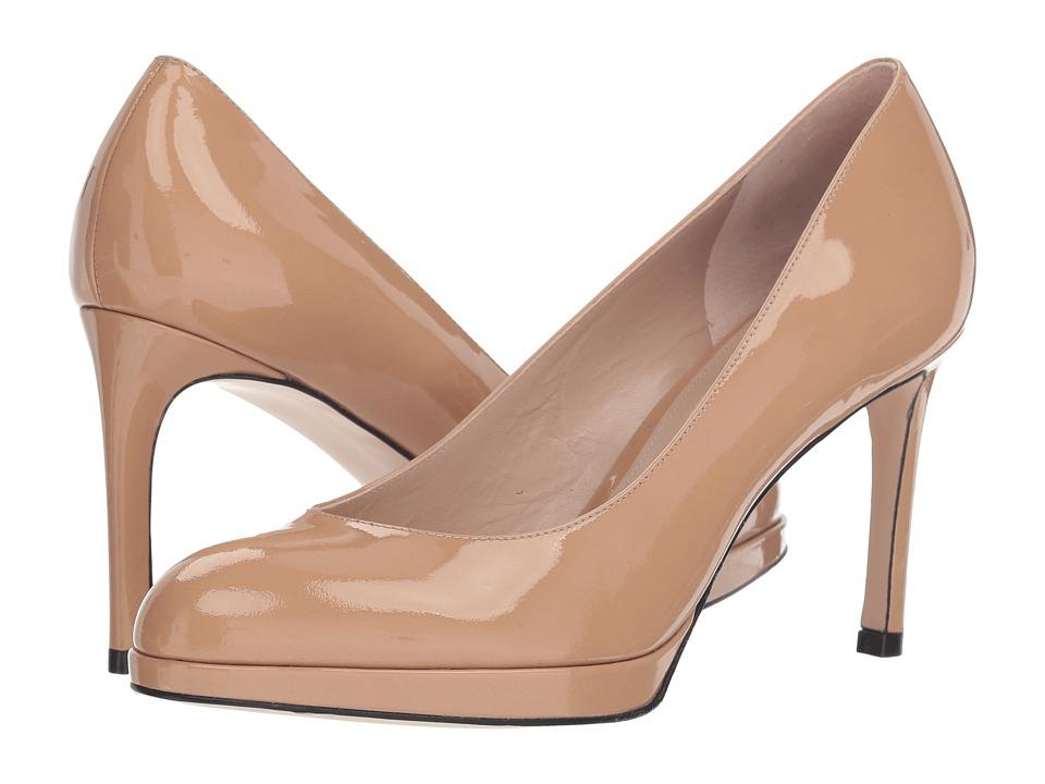 Stuart Weitzman Beatrix (Adobe Cristal) Women's Shoes