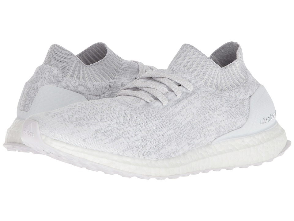 adidas Running - UltraBOOST Uncaged (White/White) Mens Running Shoes
