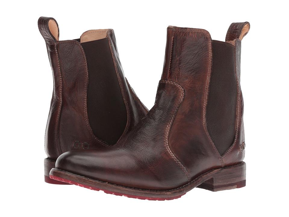 Bed Stu Nandi (Teak Rustic) Women's Shoes