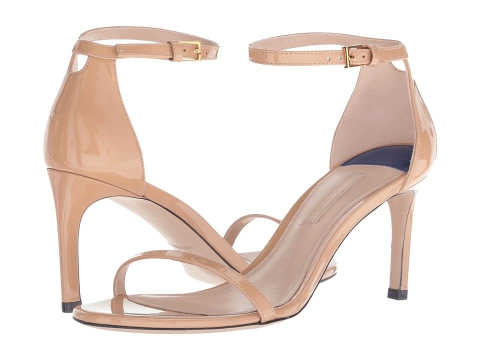 Stuart Weitzman 75 Nudist Traditional (Adobe Cristal) Women's Shoes