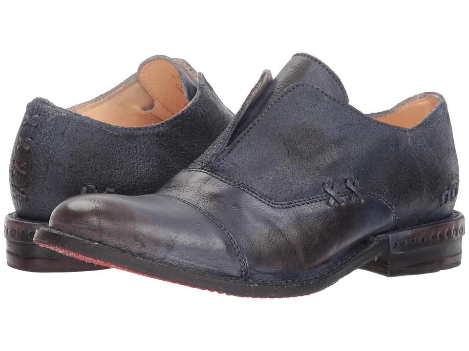 Bed Stu Rose (Tiesta Di Moro Rustic/Navy Multi Rustic) Women's Shoes