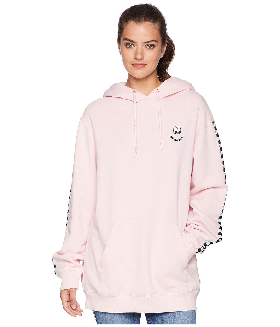 Vans - Off the Wall Lazy Hoodie (Almond Blossom) Womens Fleece