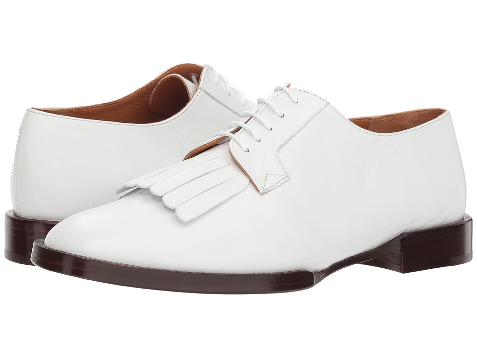 Clergerie Yvan (White Leather Calf)