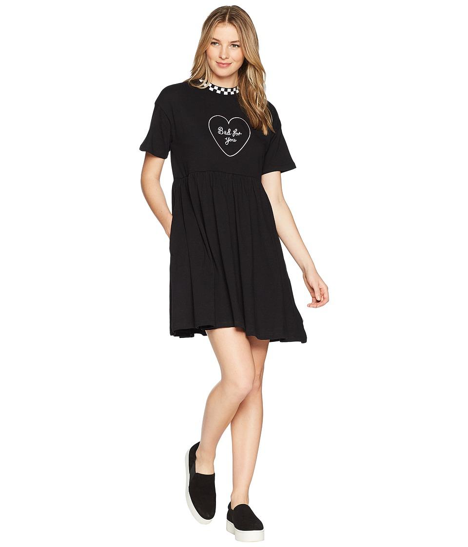 Vans - Bad For You Dress (Black) Womens Dress
