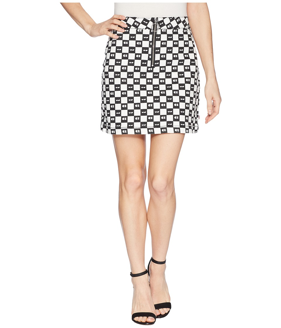Vans - Eyeball Check Skirt (Eyeball Check) Womens Skirt