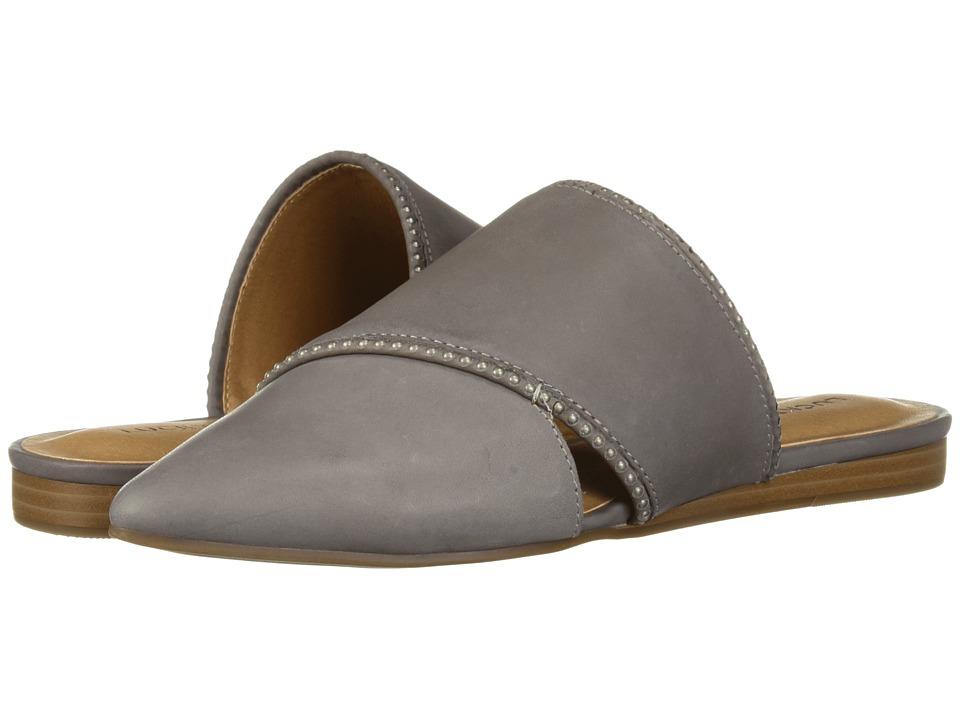 Lucky Brand Bidmin 2 (Titanium Pampa Calf Leather) Women's Shoes