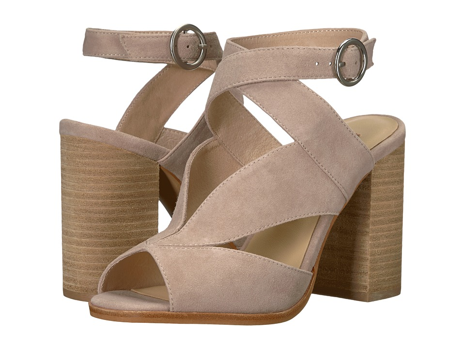Kristin Cavallari Lara (Harbor Grey Kid Suede) High Heels