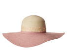 Vince Camuto Vince Camuto Color Block Resort Floppy Hat
