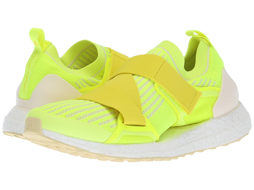 adidas by Stella McCartney Ultraboost X (Solar Yellow/Bright Yellow/Mist Sun) Women's Shoes