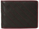 Bosca Napoli Quilted Eight-Pocket Deluxe Executive Wallet