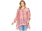 Johnny Was Plus Size Frame Tunic