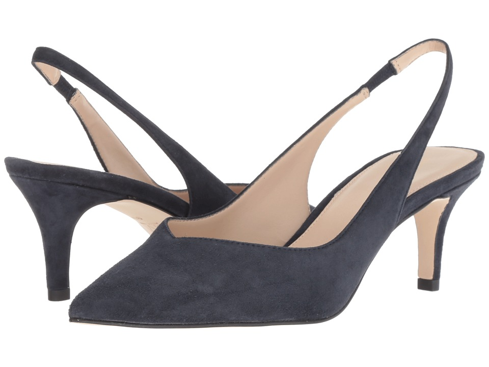 Pelle Moda Kerstin (Midnight Suede) Women's Shoes