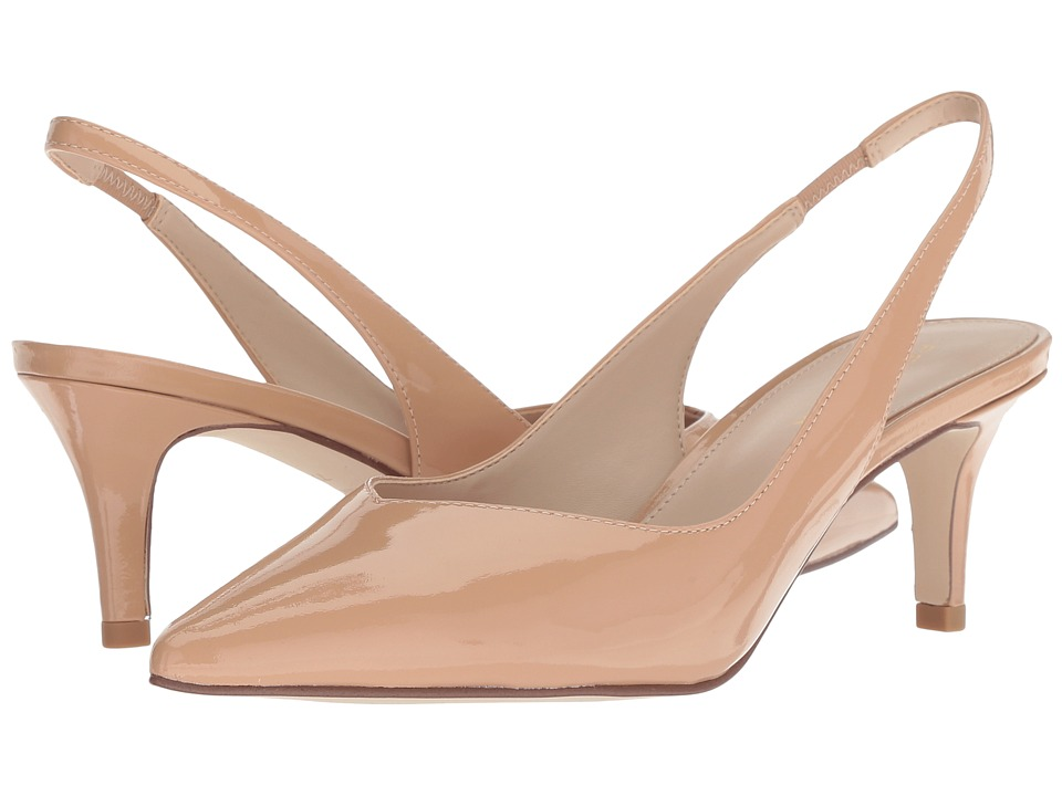 Pelle Moda Kerstin (Blush Patent) Women's Shoes