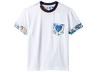 Dolce & Gabbana Kids Mixed Print T-Shirt (Toddler/Little Kids)