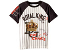 Dolce & Gabbana Kids Royal King Baseball T-Shirt (Toddler/Little Kids)
